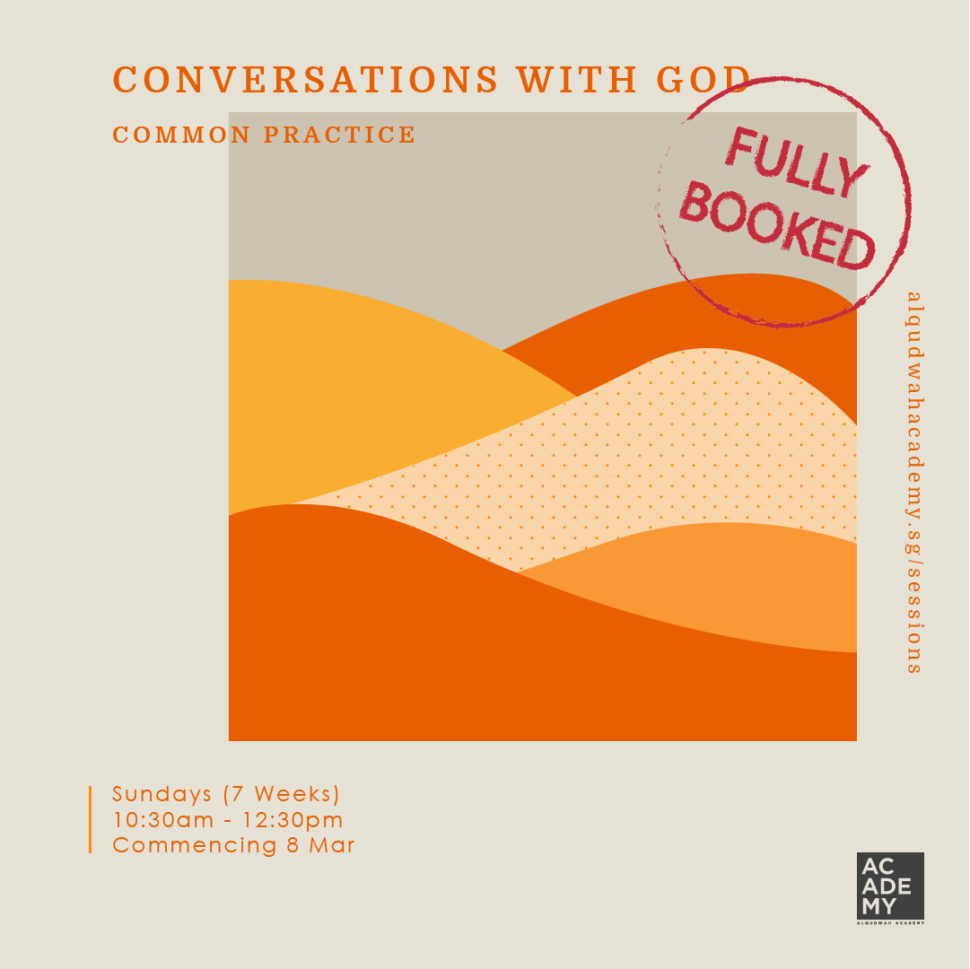 CONVERSATIONS WITH GOD:<br /> COMMON PRACTICE