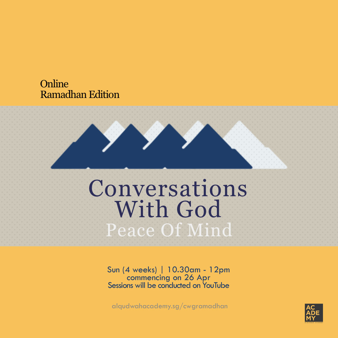 CONVERSATIONS WITH GOD:<br /> PEACE OF MIND