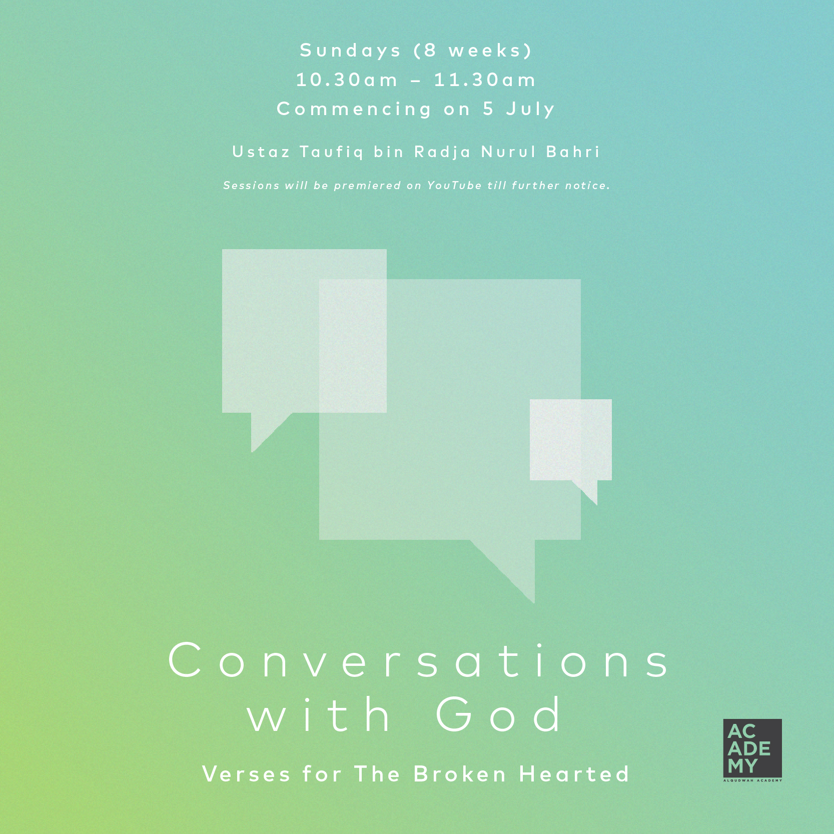 CONVERSATIONS WITH GOD:<br /> VERSES FOR THE BROKEN HEARTED