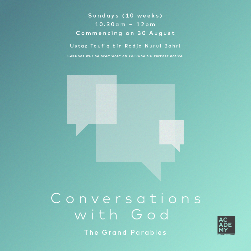CONVERSATIONS WITH GOD:<br /> THE GRAND PARABLES