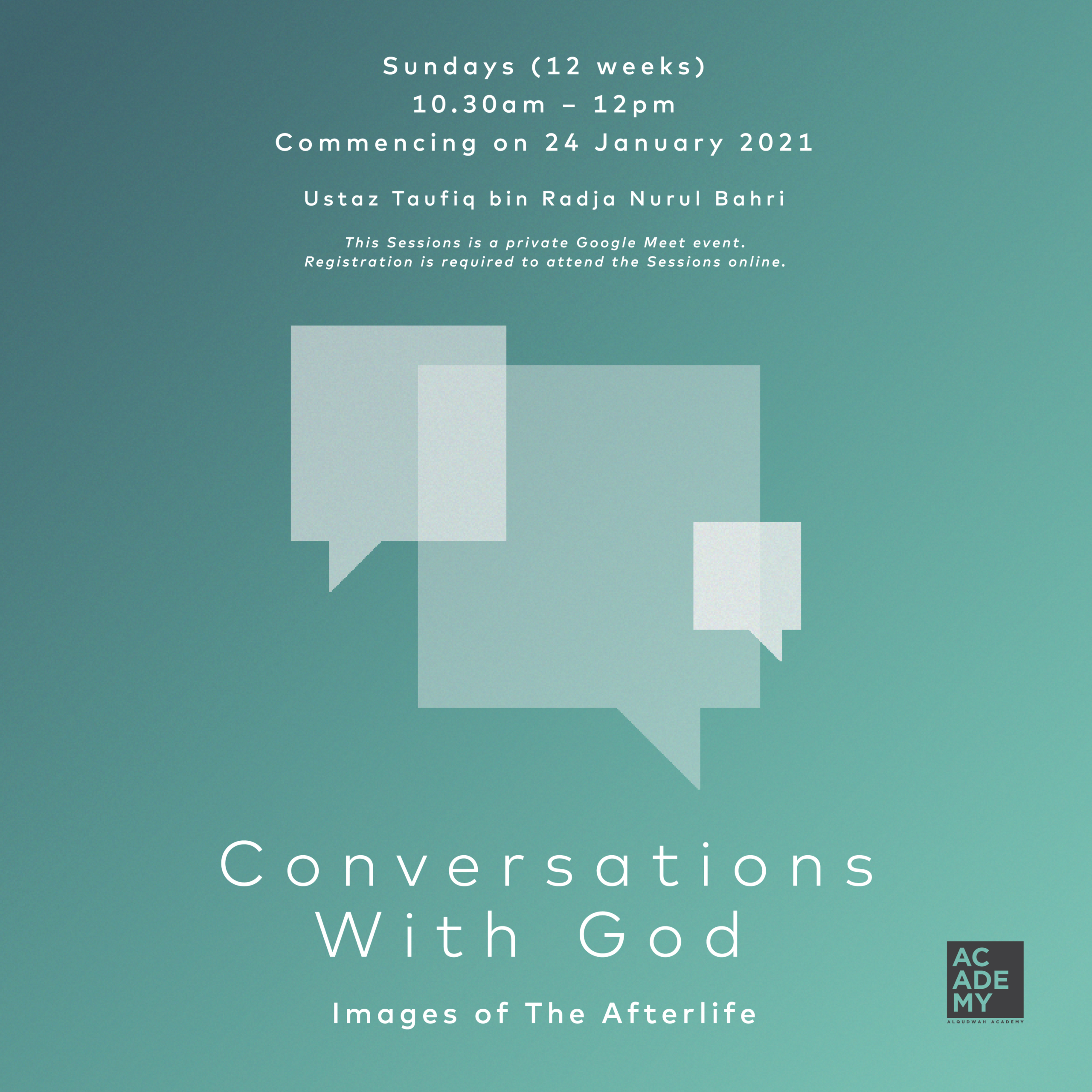 CONVERSATIONS WITH GOD:<br /> IMAGES OF THE AFTERLIFE