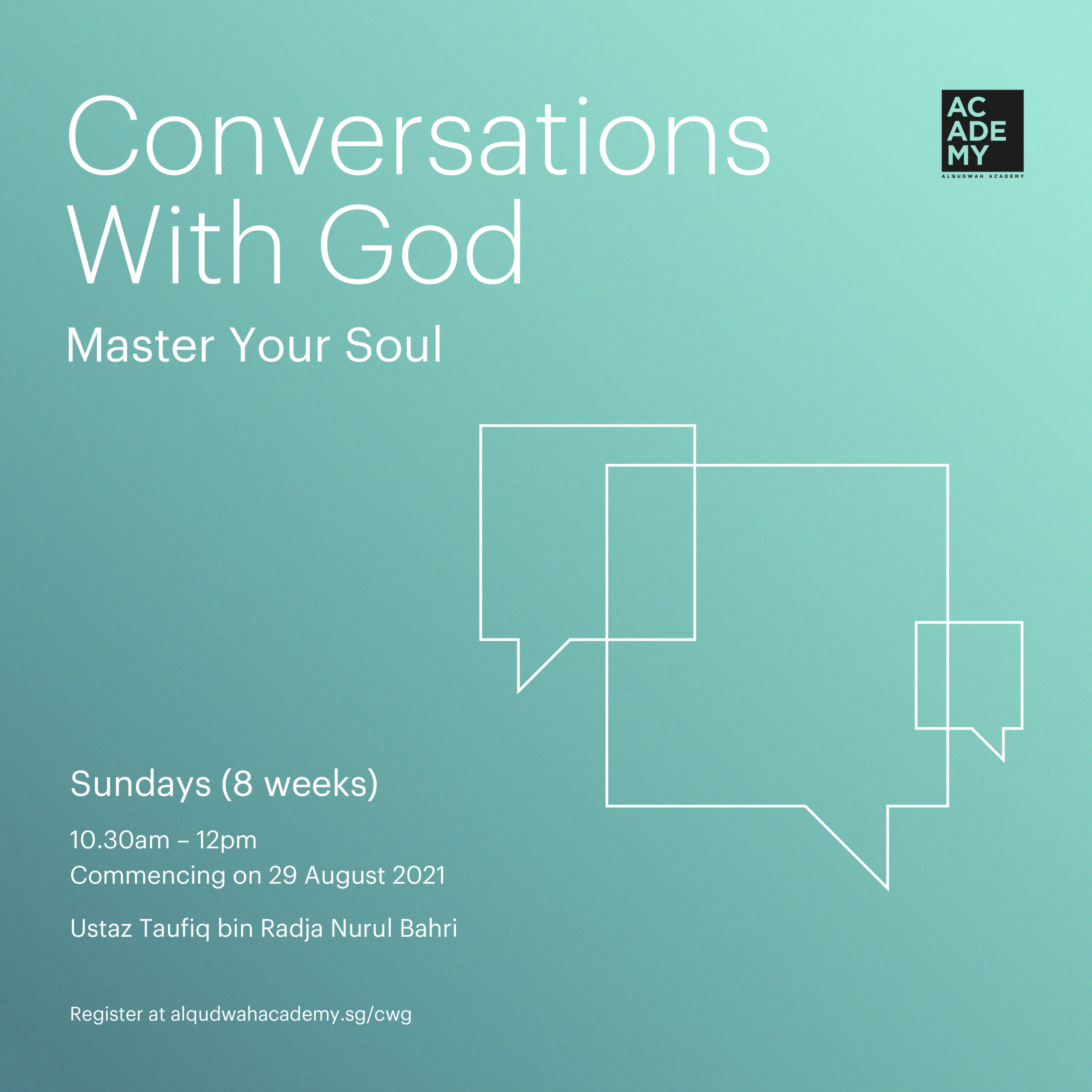 CONVERSATIONS WITH GOD:<br /> MASTER YOUR SOUL